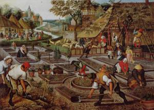 Bruegel L'Ancien, Printemps, 1570