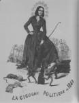"""""""La Gigogne politique de 1848"""""""