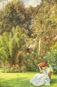 In a Garden, 1891