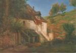La chaumière de Gargilesse en 1858. (Le dernier amour de George Sand, p. 198)
