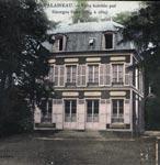 La villa de Palaiseau où George Sand et Alexandre Manceau s'installèrent en juin 1864