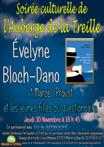 Affiche EBD Proust