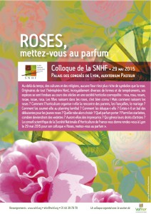 Colloque Roses