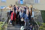 Voyage de presse à St Sauveur en Puisaye