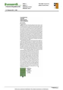 Il Venerdi di Repubblica, Rossella Sleiter, 12 febbraio 2016