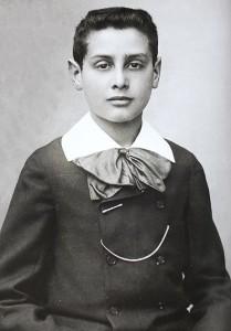 Robert Proust par Paul Nadar, le 24 mars 1887