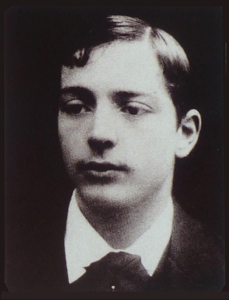 Robert Dreyfus vers 1890