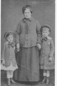 La grand-mère paternelle, Virginie Proust, née Torcheux