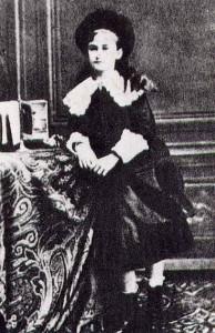 Antoinette Faure enfant