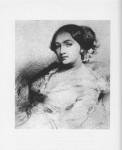 Solange vue par son mari, le peintre et sculpteur Jean-Baptiste Clésinger.